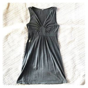 J. Crew gray Jersey Dress, Size Small